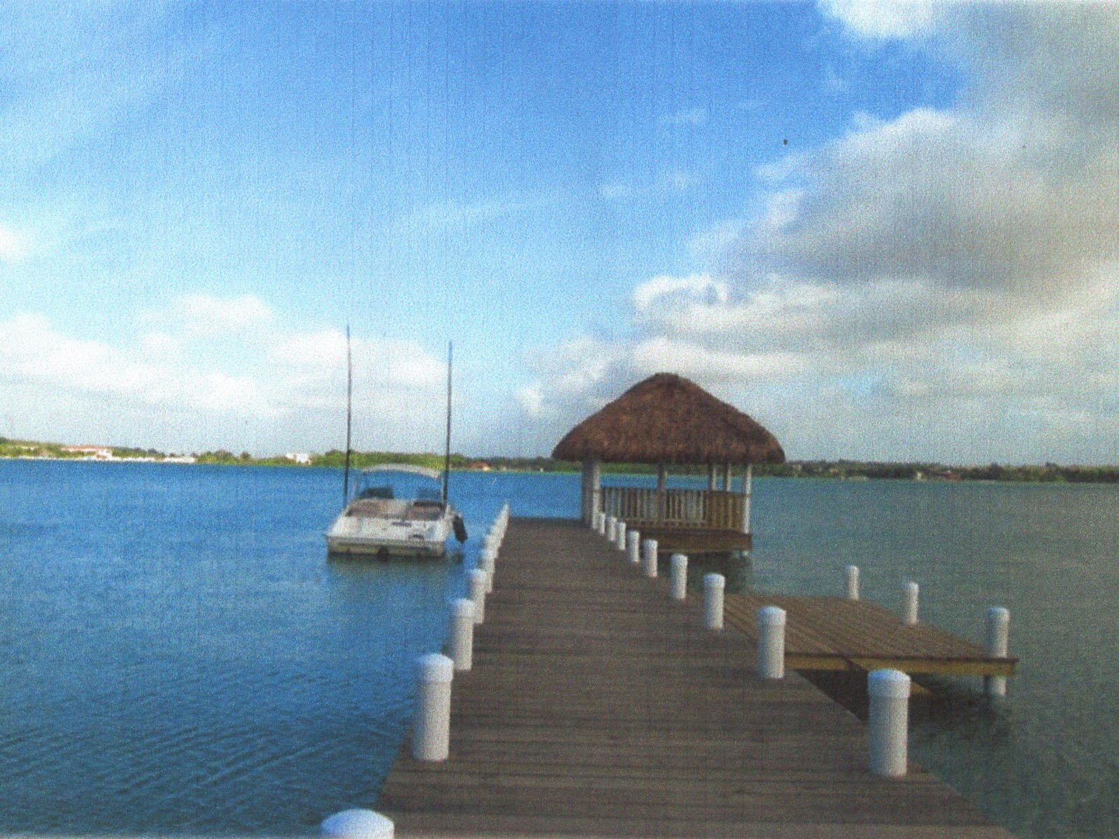 Belize Waterfront Property For Sale On The 4 Mile Lagoon
